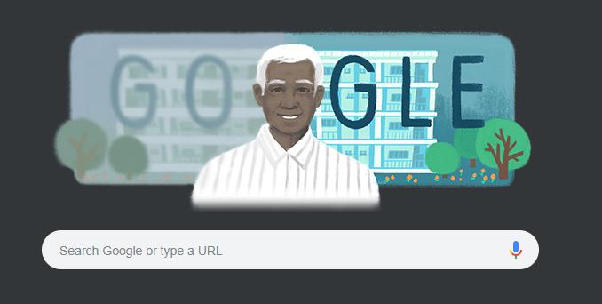 Google Doodle Celebrates Indian Ophthalmologist Govindappa Venkataswamy