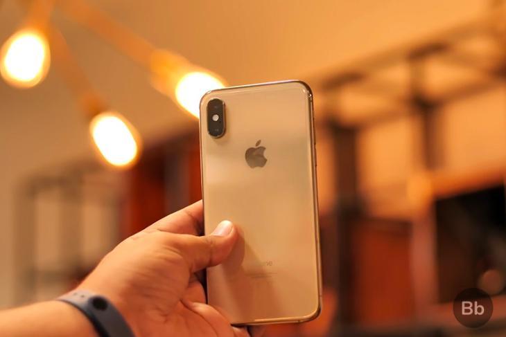 iphone xs build design 2