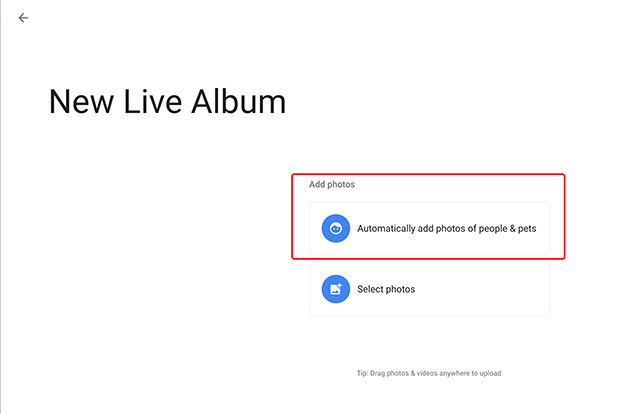 How to Create Live Albums in Google Photos on Android, iOS and Web