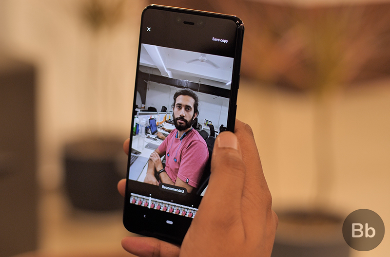 Google Pixel 3 XL First Impressions: Looks Destined For Greatness