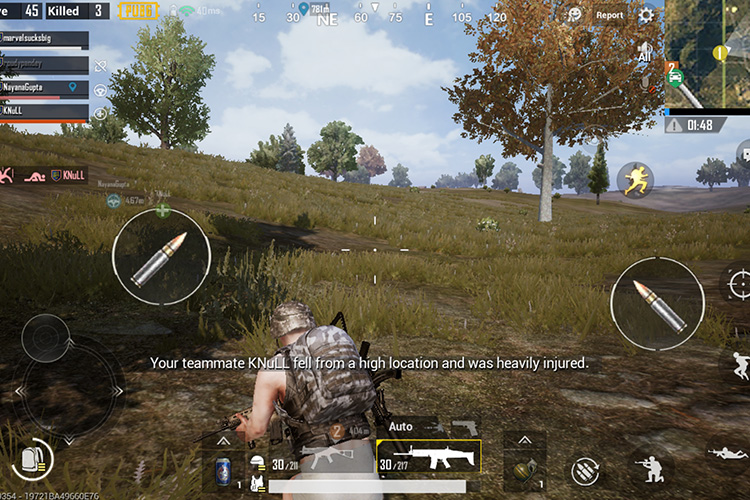PUBG Mobile Looks Awfully Weird on the Galaxy Tab S4 | Beebom