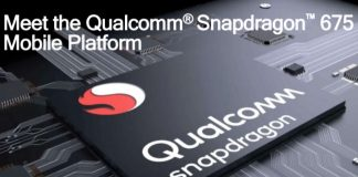 snapdragon 675 announced