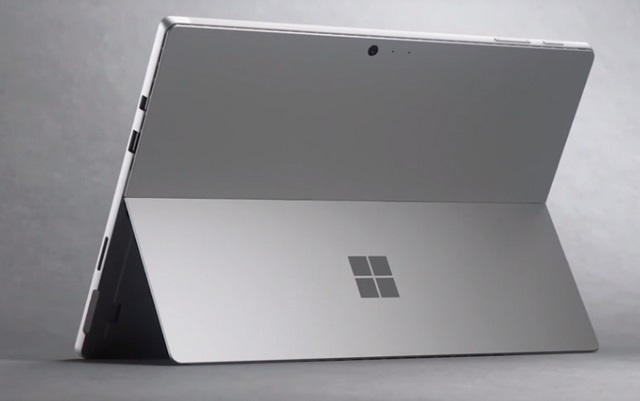 Microsoft Surface Pro 6 Gets 8th Gen Intel CPUs, But No Thunderbolt 3