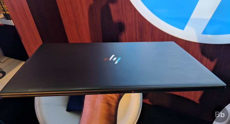 HP Envy x360 13 Hands-On: Well-Built Laptop With AMD Ryzen Power