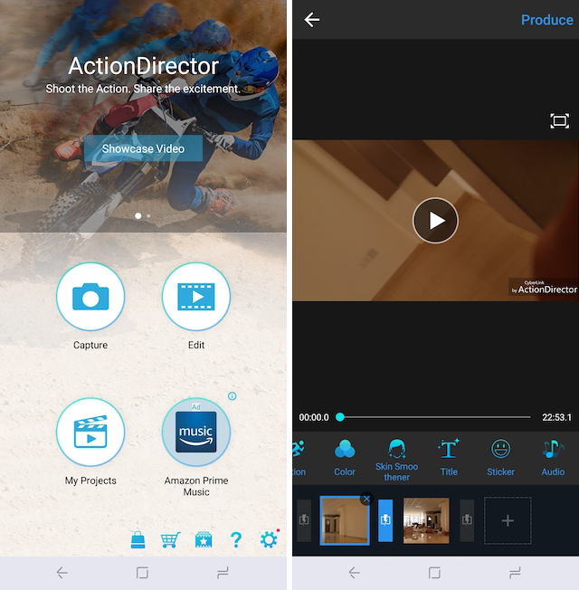 10. ActionDirector Video Editor