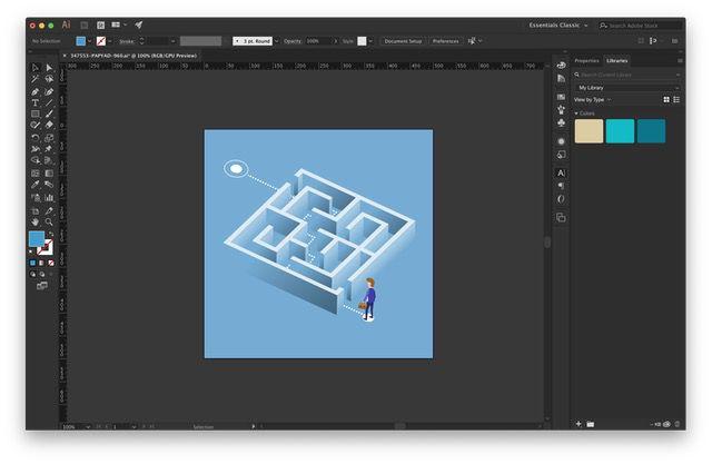 5. Adobe Illustrator