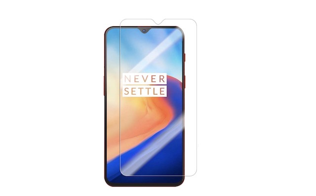 5. Rexez Oneplus 6T Tempered Glass Screen Protector