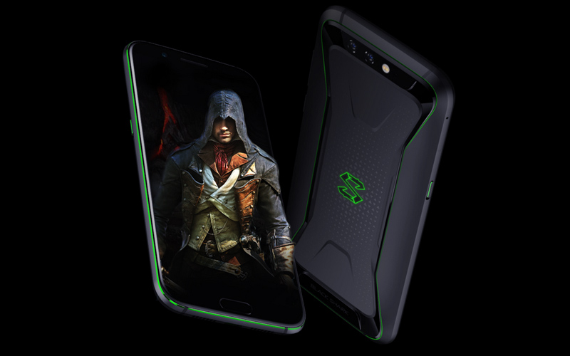 Xiaomi's Black Shark Gaming Phone Runs near Stock Android in Europe