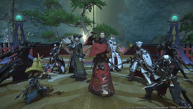best mmorpgs Final Fantasy XIV Online