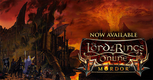 best mmorpgs the lord of the rings mordor online