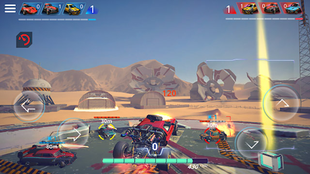 Metal Madness PvP Shooter