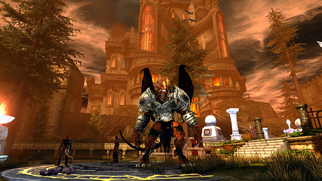 best mmorpgs neverwinter