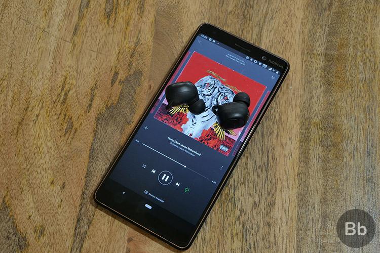 Noise Shots X5 connectivity music