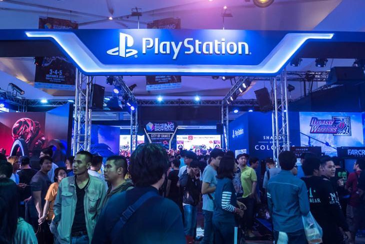 PlayStation E3