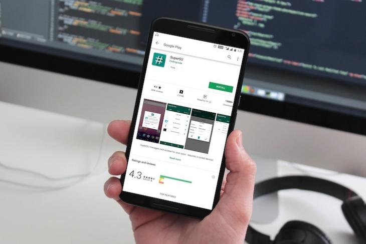 SpuerSU Alternative - The Best App for Managing Root Access
