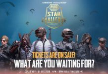 PUBG Mobile Star Challenge voting open