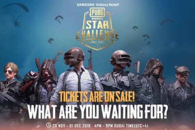 Vote for your Favorite PUBG Squad In The PUBG Mobile Star