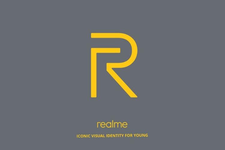 realme new logo
