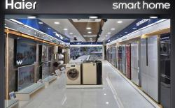 haier experience store india