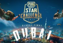 PUBG Mobile Star Challenge Dubai Global finals