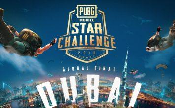 PUBG Mobile Star Challenge Dubai Global finals