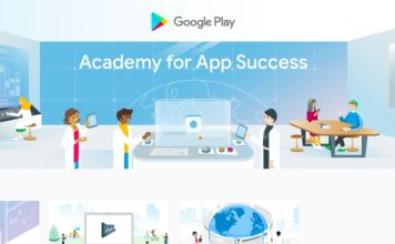 google play academy e-learning platform