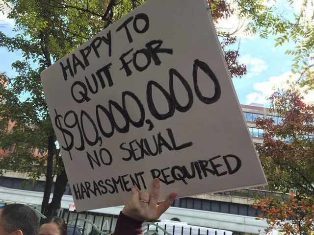 Google Amends Internal Sexual Harassment Policy After Mass Walkout, Protests