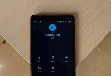 google phone dark mode