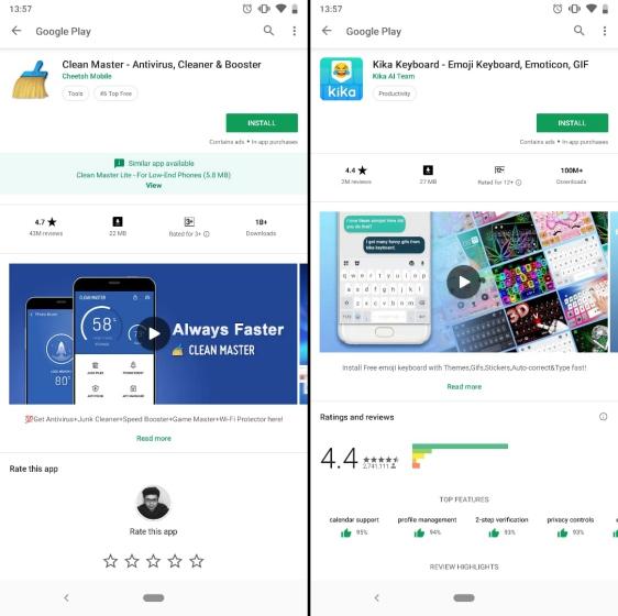 Cheetah Mobile, Kika Tech Found Running Ad Fraud Scheme in Apps With Over 2 Billion Installs