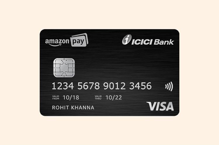 Amazon Pay ICICI Bank Visa Credit Card Gives Cashbacks Galore