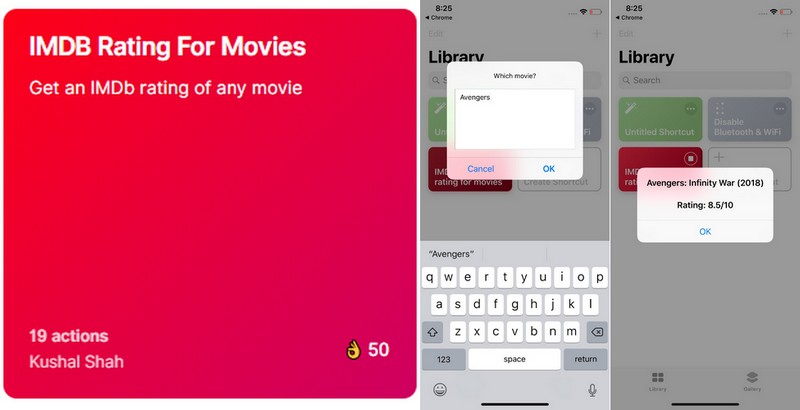 Sharecuts is a Great Place to Discover Unique Siri Shortcuts For iOS 12