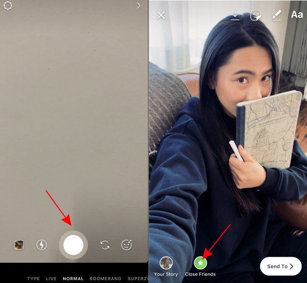 Instagram Now Lets You Share Stories With A Select Close Group of Friends