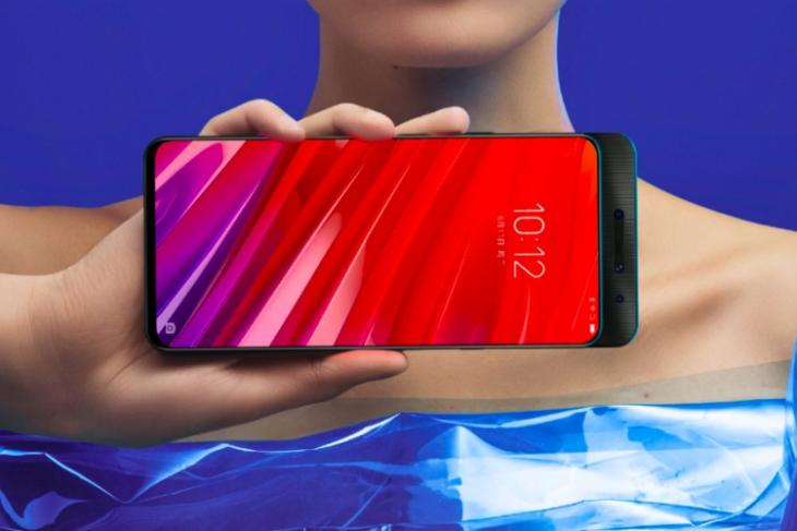 lenovo z5 pro launched in china with bezel-less display, sliding mechanism