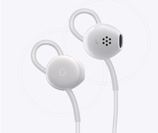 Google Pixel USB-C Earbuds Let You Reply to Notifications Without Looking at the Screen
