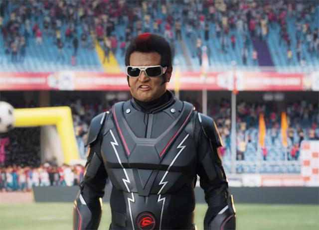 Telcos Not Happy With Rajinikanth's 2.0, Seek Ban on Trailer and Release for Misleading Information