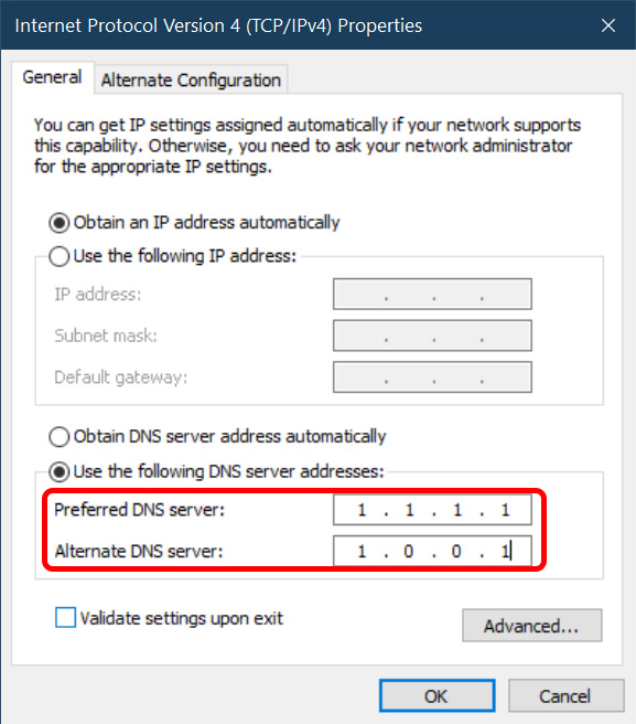 How to Use the Cloudflare 1.1.1.1 DNS to Visit Blocked Websites