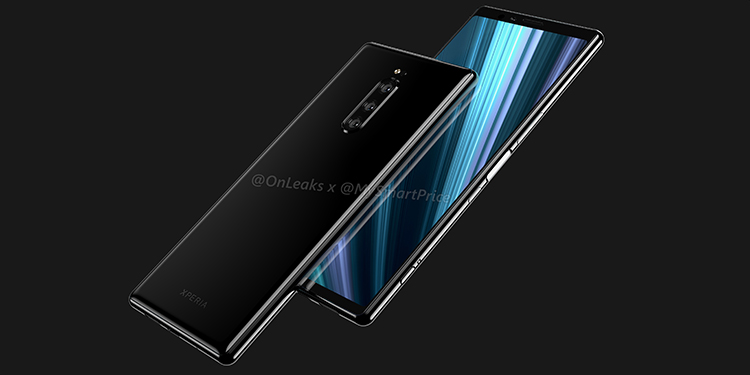 Trusted Leakster Shares First Look of the Sony Xperia XZ4