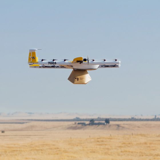 Google Wing Drone Deliveries to Start in Australia Next Year