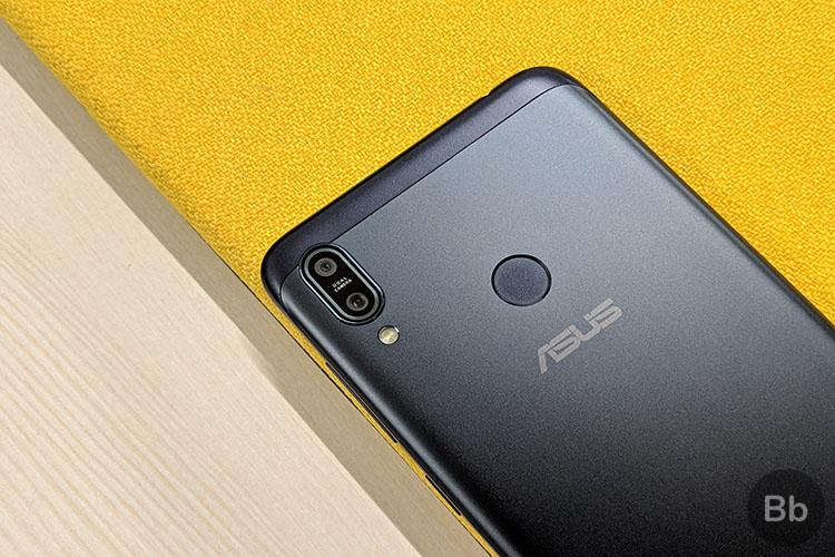 ZenFone Max M2 camera performance
