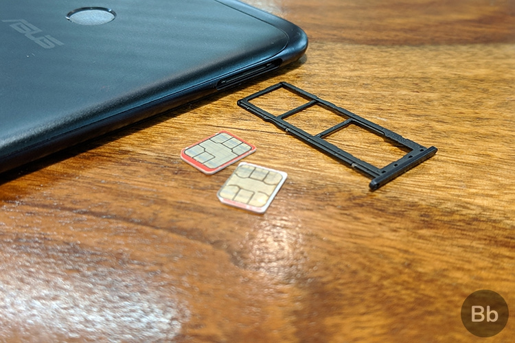 ZenFone Max M2 connectivity