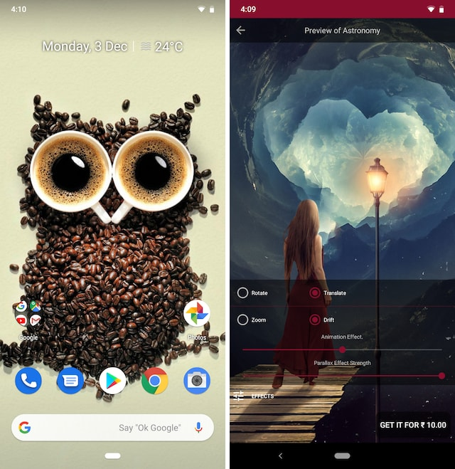 15 Best Live Wallpaper Apps For Android Beebom