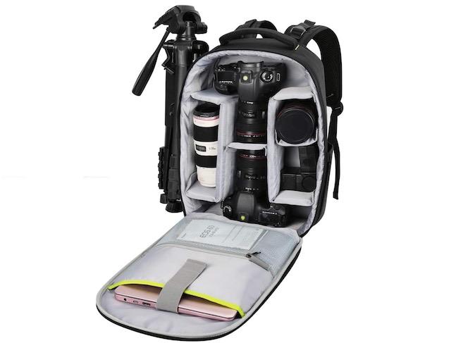 17. Endurax Waterproof Camera Bag
