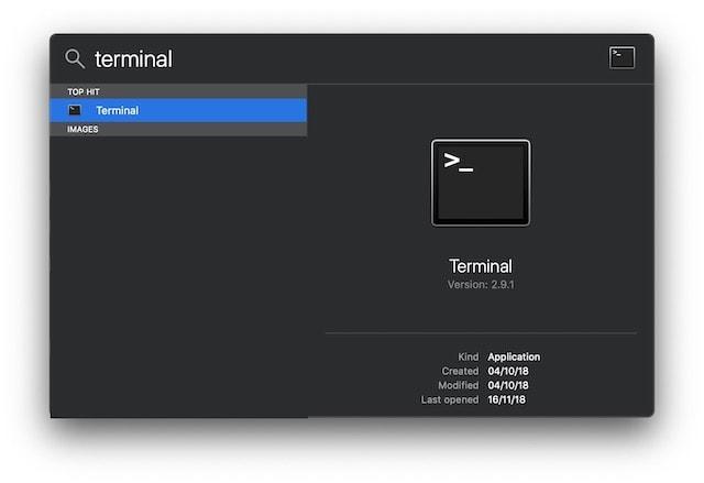 2. Löschen Sie den DNS-Cache auf Ihrem Mac 1