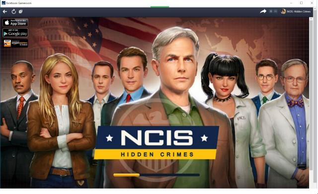 25. NCIS Hidden Crimes
