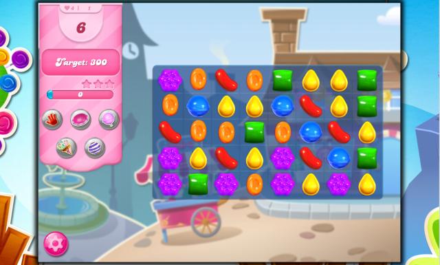 3. Candy Crush Saga