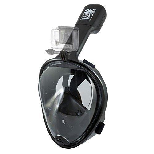 H2O Ninja Full Face Snorkel Mask