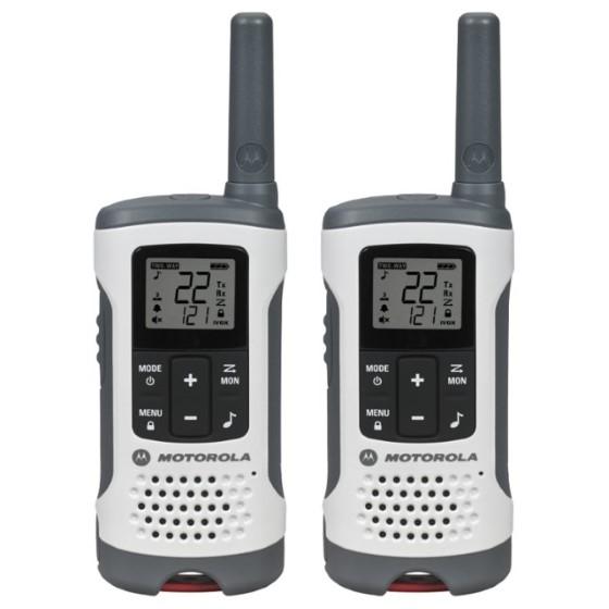 6. Motorola T260TP Talkabout Radio