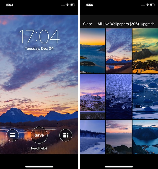 7 Best Live Wallpaper Apps For Iphone 2018 Beebom