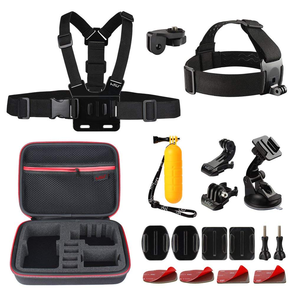 Accessory Bundle Kit for GoPro