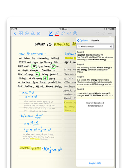 GoodNotes 4 - Best Apple Pencil Apps